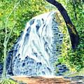 Crabtree Falls - Phantom Of The Blue Ridge by Joel Deutsch