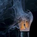 Cracked Bulb by Michal Boubin