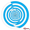 Cracked Circles 1 by Matt Danger