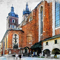 Cracow Art 1  by Justyna JBJart