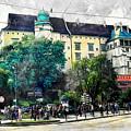 Cracow Art 2 Wawel by Justyna JBJart