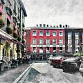 Cracow Art 4 Kazimierz by Justyna JBJart