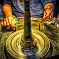 Craftsman Jewelry Maker by Joseph Hollingsworth