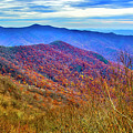 Craggy Ridge by Roberta Bragan