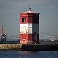 Craighill Channel Upper Range Front Light by Wayne Higgs
