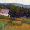 Crammond Farm by Susan Williamson