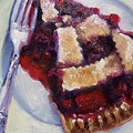 Cranberry Raisen Pie         by Susan Jenkins