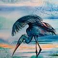 Crane by Sylvia Stone