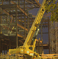 Craning And Working by Buddy Scott