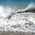 Crashing Wave by Christie Starr Featherstone