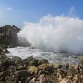 Crashing Wave by Rachel Peak