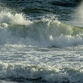 Crashing Wave by Sandy Keeton