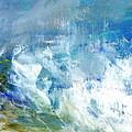 Crashing Waves Against The Shore by Alexis Bonavitacola