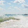 Crashing Waves by Cheryl Baxter