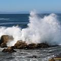 Crashing Waves  by Christy Pooschke