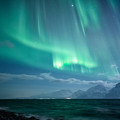 Crashing Waves by Tor-Ivar Naess