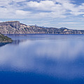 Crater Lake by Albert Seger