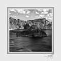 Crater Lake 17 by Ingrid Smith-Johnsen