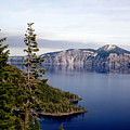 Crater Lake 3 by Marty Koch