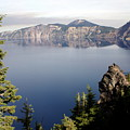 Crater Lake 5 by Marty Koch