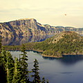 Crater Lake 6 by Marty Koch