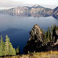 Crater Lake 7 by Marty Koch