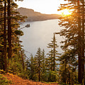 Crater Lake by Brian Harig