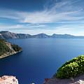 Crater Lake by Robert McKay Jones
