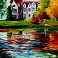 Crawley - West Sussex - England by Leonid Afremov
