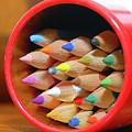 Crayons by Graham Taylor