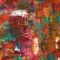 Crazy Abstract 1 by Dira Reeves