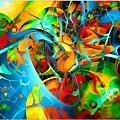 Crazy Blue 3569 by Marek Lutek
