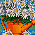 Crazy For Daisies by Lisa  Lorenz