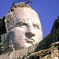 Crazy Horse In Progress II by Buddy Mays