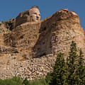 Crazy Horse Memorial by Brenda Jacobs