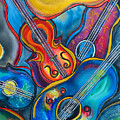 Crazy Strings by Cheryl Ehlers
