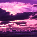 Crazy Sunset  by James Nalesnik