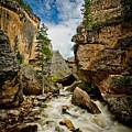 Crazy Woman Canyon by Rikk Flohr