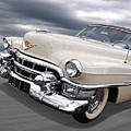 Cream Of The Crop - '53 Cadillac by Gill Billington