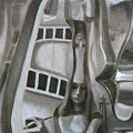 Cream Pitcher by Katherine Huck Fernie Howard