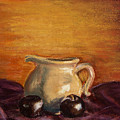 Cream Pitcher by Mary Benke