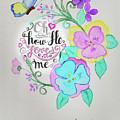 Creation By Virgin by Pamela Jessiman