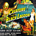 Creature From The Black Lagoon by Everett