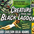Creature From The Black Lagoon, Upper by Everett