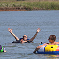 Creek Float Hands by Reggie Fairchild
