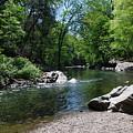 Creek by Gerald Kloss