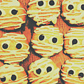 Creepy And Kooky Mummified Cookies  by Jorgo Photography - Wall Art Gallery