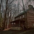 Creepy Cabin by Megan Miller