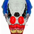Creepy Clown by Rafael Salazar