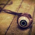 Creepy Eyeball by Edward Fielding